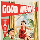 Cliff Edwards and Bessie Love in Good News (1930)