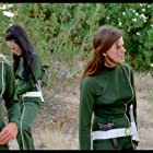 Leigh Christian, Tura Satana, Francine York, and Jean London in The Doll Squad (1973)