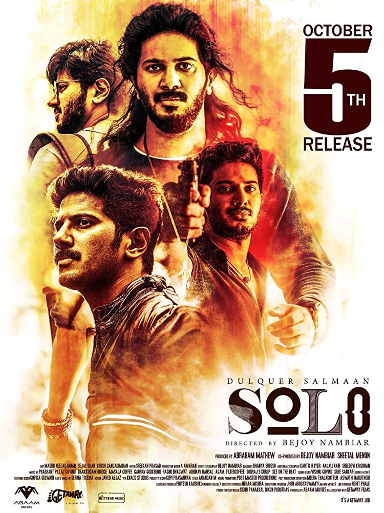 Solo (Tatva) 2020 Hindi Dubbed 300MB HDRip 480p Free Download