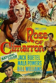 Rose of Cimarron Poster
