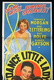 Dance Little Lady Poster