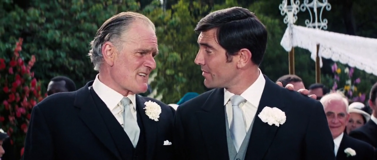 Image result for desmond llewelyn and george lazenby
