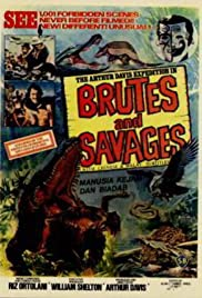 Brutes and Savages(1978) Poster - Movie Forum, Cast, Reviews