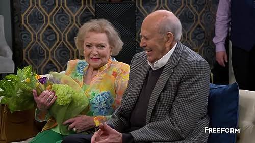 Ms. Wilson and Bernie Reunite