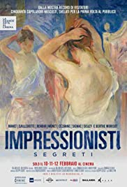 Impressionisti segreti Poster