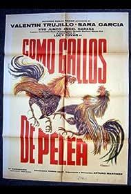 Como gallos de pelea (1977)