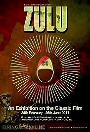 Zulu - Film Exhibition Cardiff Castle Poster