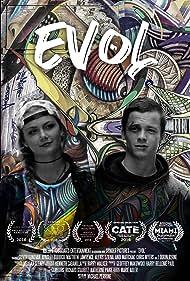 Conor Donovan and Andi Matichak in Evol (2016)