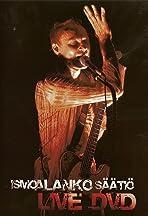 Ismo Alanko Säätiö - Live DVD