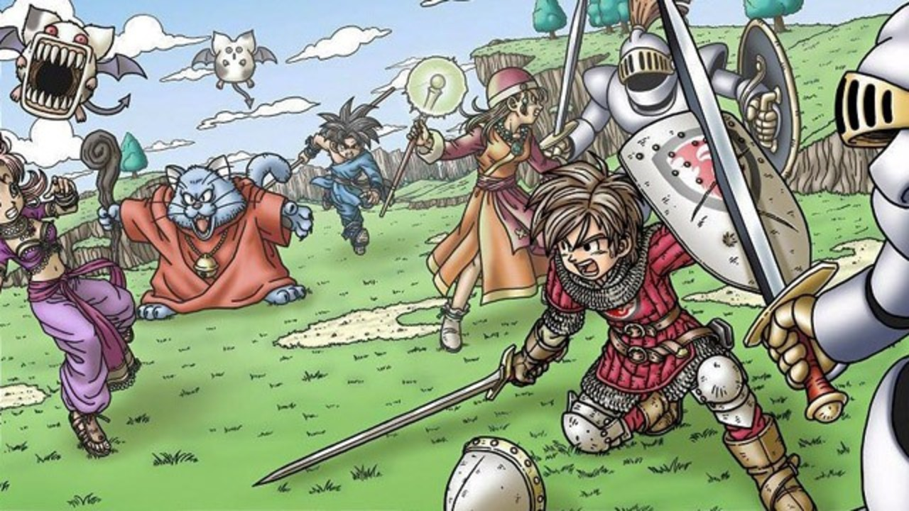 Dragon Quest IX Sentinels Of The Starry Skies 2009