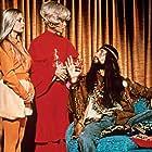 Carol Channing, Alexandra Hay, and John Phillip Law in Skidoo (1968)