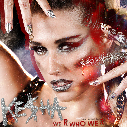 We are we are we are kesha