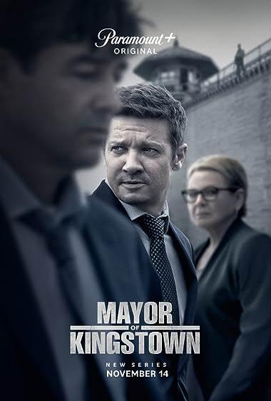Mayor of Kingstown (2021) English Season 1 Complete