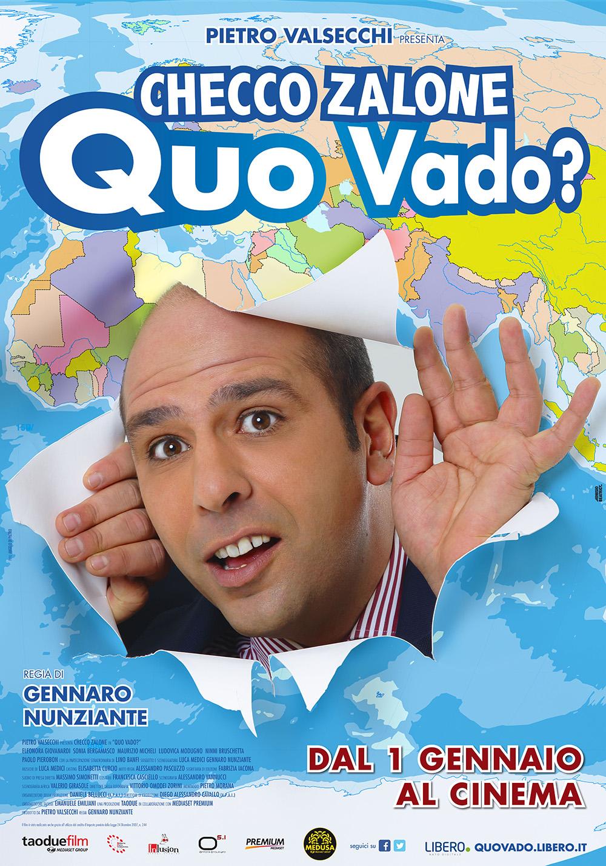 Quo Vado 2016 Imdb