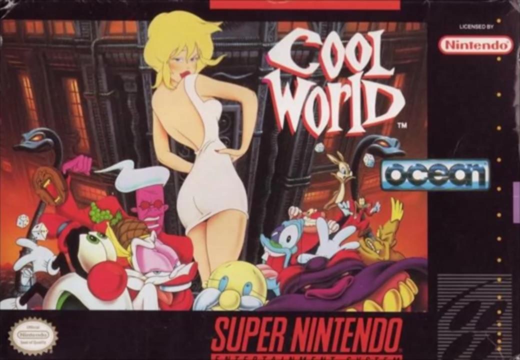 Cool World Video Game 1992 Imdb