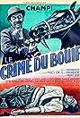 Le crime du Bouif (1952) Poster