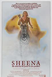 Sheena (1984) Poster - Movie Forum, Cast, Reviews