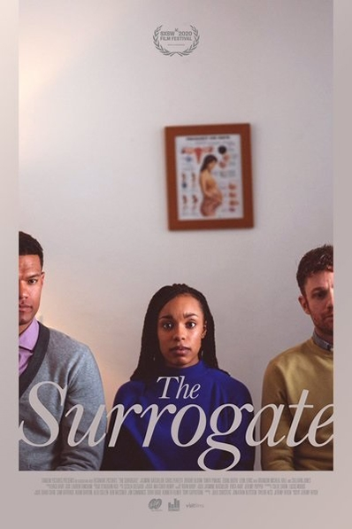 The Surrogate (2020) Full Movie [In English] With Hindi Subtitles | WebRip 720p [1XBET]
