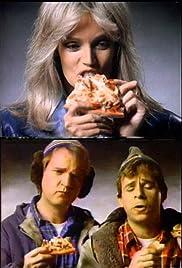 Pizza Hut Celebraty Poster