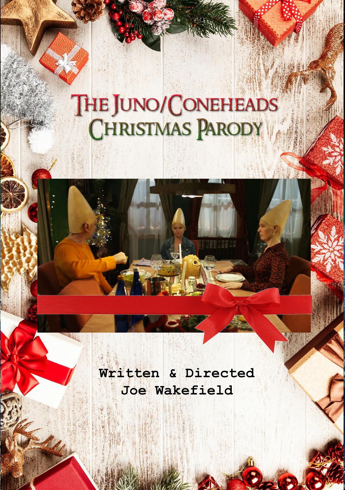 Christmas Parody.The Juno Coneheads Christmas Parody 2015 Imdb