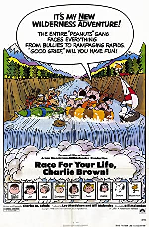 Where to stream Race for Your Life, Charlie Brown