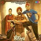 Gurpreet Ghuggi and Japji Khaira in Son of Manjeet Singh (2018)