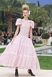 Chanel: Haute Couture Spring/Summer 2019 at Paris Fashion Week Poster