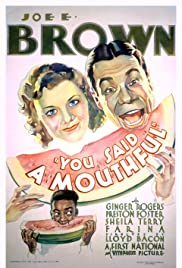 You Said a Mouthful (1932) Poster - Movie Forum, Cast, Reviews