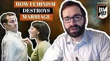 Cómo el feminismo destruye el matrimonio