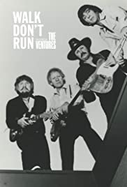 Walk, Don't Run: The Story of The Ventures Poster