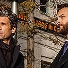 Patrick Dempsey and Alessandro Borghi in Devils (2020)