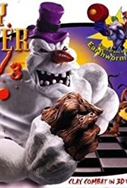 Clayfighter 63 1/3 Poster