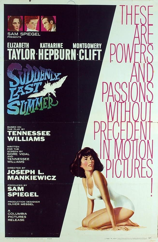Elizabeth Taylor in Suddenly, Last Summer (1959)