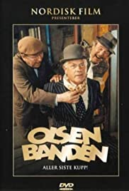 Olsenbandens aller siste kupp Poster