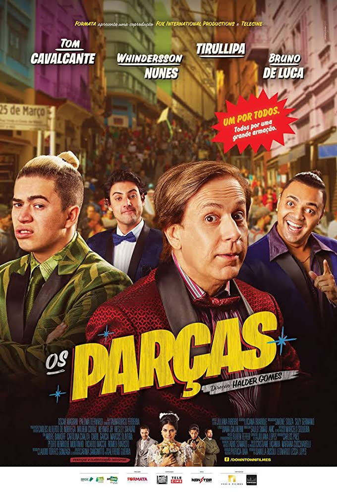 Os Parças (2017) DVD-R Oficial 1Fichier Download