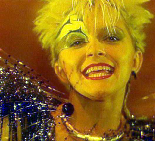 Malgorzata Ostrowska in Podróze pana Kleksa (1986)