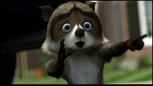 Trailer for Over The Hedge