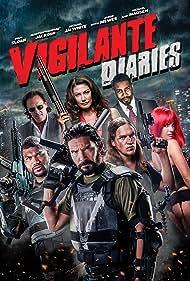 Michael Madsen, Jason Mewes, Paul Sloan, Michael Jai White, Jacqueline Lord, Quinton 'Rampage' Jackson, and Jessica Uberuaga in Vigilante Diaries (2016)
