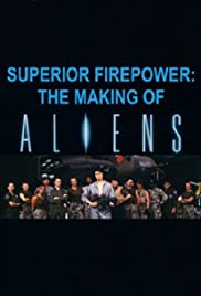 Superior Firepower: The Making of 'Aliens' Poster
