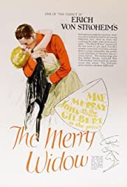 The Merry Widow (1925) Poster - Movie Forum, Cast, Reviews