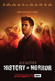 Eli Roth's History of Horror Poster