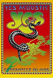 Yes Acoustic Poster