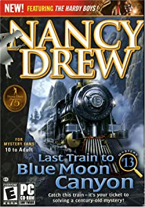 HD movies downloaded Nancy Drew: Last Train to Blue Moon Canyon [1080i]