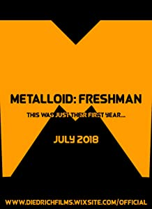 Hollywood movies website download Metalloid: Freshman [iPad]