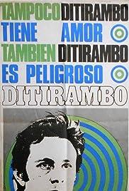 Ditirambo Poster