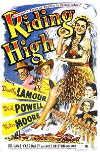 Dvdr movie downloads Riding High [360p]