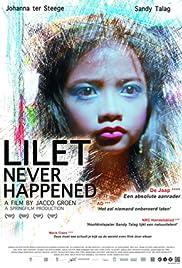 Lilet Never Happened Poster
