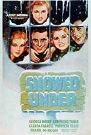 Snowed Under Poster