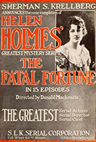 Helen Holmes in The Fatal Fortune (1919)