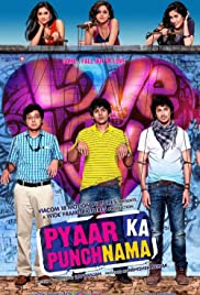 Pyaar Ka Punchnama (2011) Poster - Movie Forum, Cast, Reviews